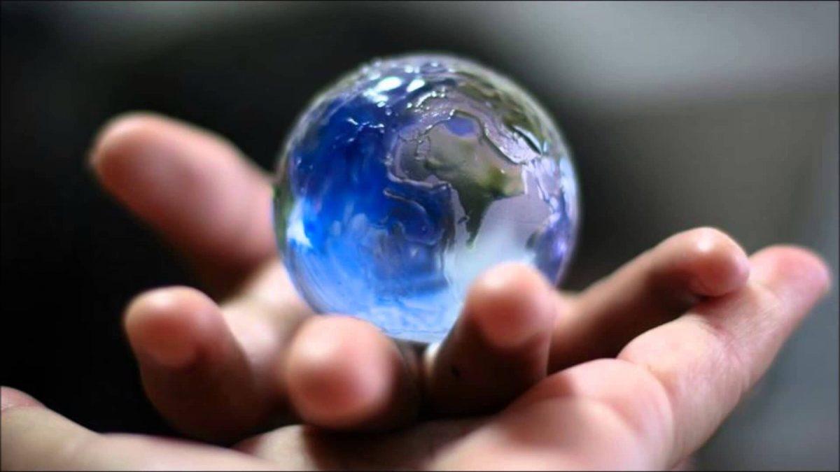 De wereld verbeteren?