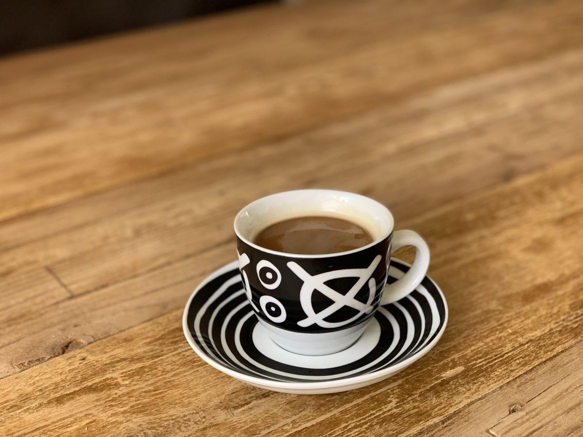 Mindful(ness) koffie drinken